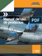 BASF Manual Productos Sistemas Construccion