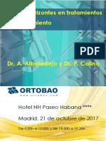 Brochure Curso Drs. Albaladejo y Colino