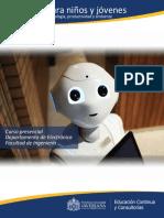 C. Robotica Para Niños y Jovenes