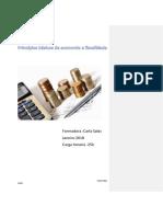 Princípios Básicos de Economia e Fiscalidade
