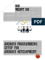 Class 2 Introduction by Android Studio