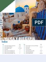 Paises Mediterraneos Rumania y Bulgaria - Completo
