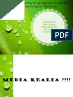 Media Realia