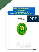 Review Renstra PA Subang 2016. Editdocx