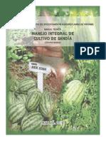 Manejo Integral de Cultivo de Sandadia