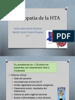 Nefropatia de La HTA (1)