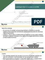 AirBlast Analysis With LS-DYNA