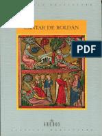 Anónimo- Cantar de Roldan (Siruela).pdf
