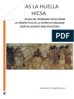 Tras La Huella Hicsa. Breve Analisis Del