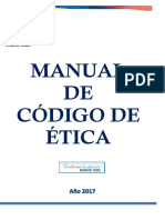Manual de Codigo de Ética Final