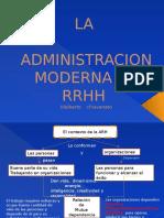 1. Introduccion a La Administracion Moderna de RRHH