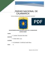 Una Interpretacion Antropologica de La Corrupcion . Freddy Wilson.docx