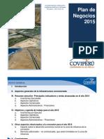 Planes de Negocios 2015 Coviperu