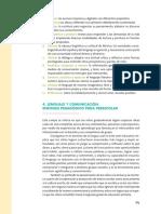 1_ Enfoque Pedagógico. Lenguaje y Comunicación