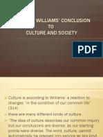 Raymond Williams' Conclusion.pptx