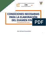 Condiciones Para Examen Final (1)