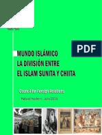 Dossier Division Chiita Sunita