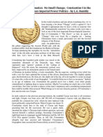Ancient NEWSmismatics Constantine I No Small Change