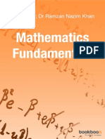 Mathematics-Fundamentals