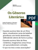 Literatura - Nº 03 - Literatura é Gênero