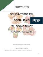 Proyecto Solo Panaderia