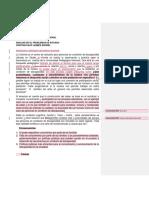 Correccion Trabajo Taller Proyecto 1 Analisis Del Problema Base de Investigacion