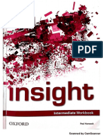 Insight Intermediate WB
