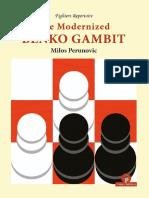 Gambito Benko