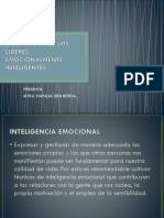 Diez Rasgos de Los Líderes Emocionalmente Inteligentes