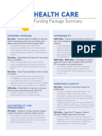 California Assembly Democrats $1 billion health care funding plan