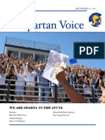 Spartan Voice Issue 1