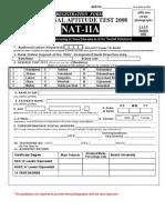 NAT-IIA Type Dep com