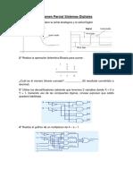 Examen Parcial Sistemas Digitales