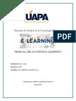 Manual Del Docente E-learning