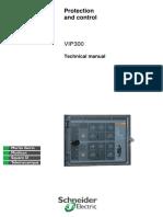 VIP300 Technical Manual 2000 ENG
