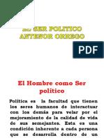 El Ser Politico A
