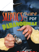 21561272 Skeptics Guide to the Paranormal