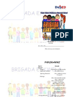 Brigada Eskwela 2017 Invitation Program