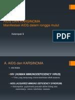 Kelompok 9-AIDS DAN KARSINOMA.pptx