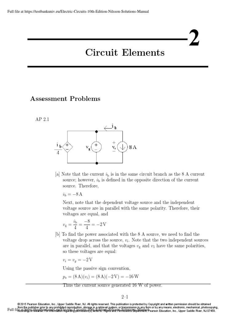 Electricity Electronics 10th Edition Answers Electronic Devices And Circuit Theory Boylestad