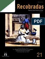 005 Silvia Rivera - El Potencial Epistemológico de La Historia Oral