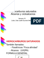 16 Hiddrocarburos Saturados 2016