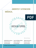 Catalogo de Medical Center