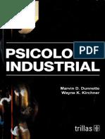 Psicologia Industrial - Marvin D. Dunnette