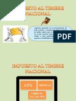 Impuesto Al Timbre Nacional