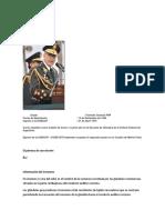Trabajo Rodrigo - Comandante de La PNP