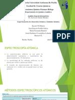Absorción Atómica y Emisión Atómica 2