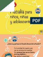 Fiscalía Para Niños Niñas y Adolescentes