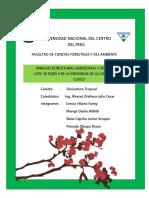 Silvicultura Tropical Ivi