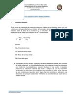 ENSAYO DE PESO ESPECIFICO DE MASA.docx